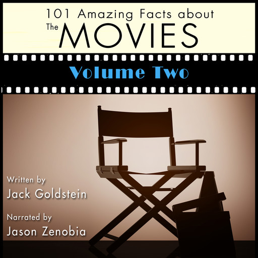 101 Amazing Facts about the Movies - Volume 2, Jack Goldstein