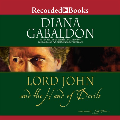 Lord John and the Hand of the Devils, Diana Gabaldon