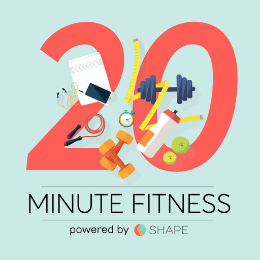 Simple, Easy Guide To Mindful Eating Interview with Megrette Fletcher - 20 Minute Fitness Episode #044,