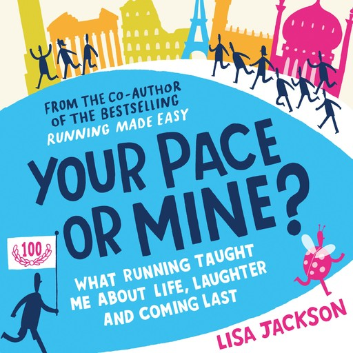 Your Pace or Mine?, Lisa Jackson