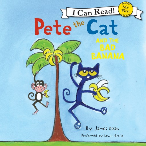 Pete the Cat and the Bad Banana, James Dean