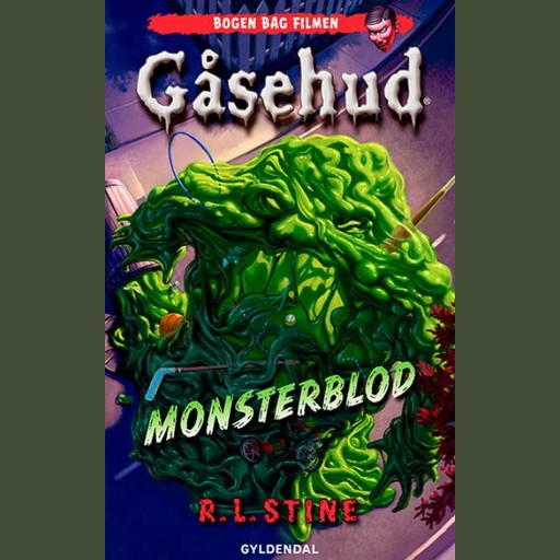 Gåsehud - Monsterblod, R.L.Stine