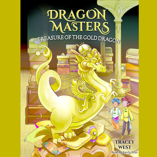 Treasure of the Gold Dragon, Tracey West