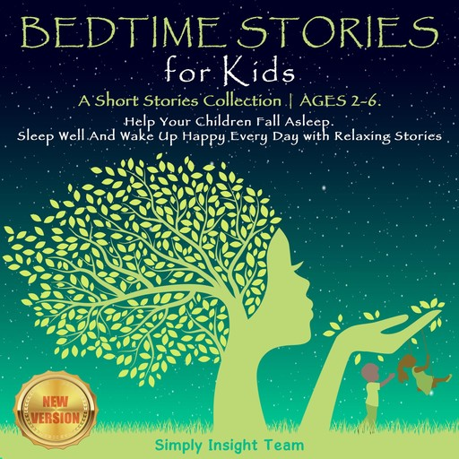 BEDTIME STORIES FOR KIDS, Simply Insight Team