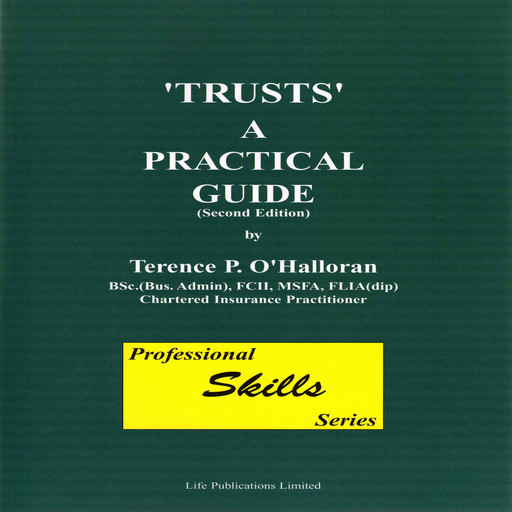 Trusts A Practical Guide, Terence o'Hallorann