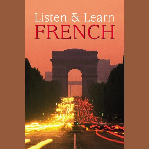 Listen & Learn French, Dover Publications