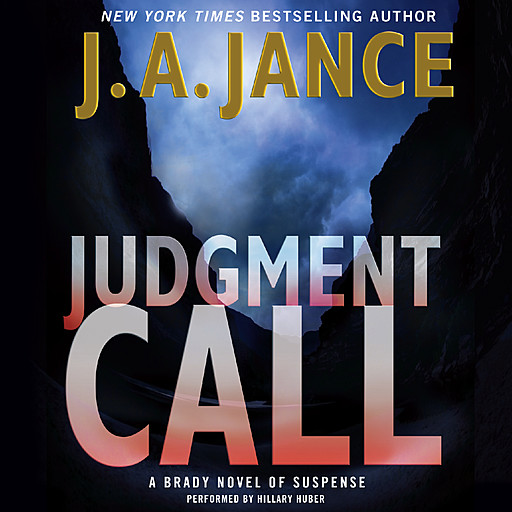 Judgment Call, J.A.Jance