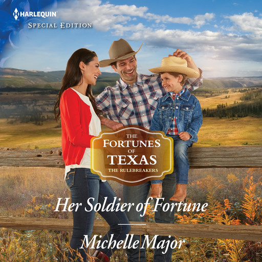 Her Soldier of Fortune, Michelle Major