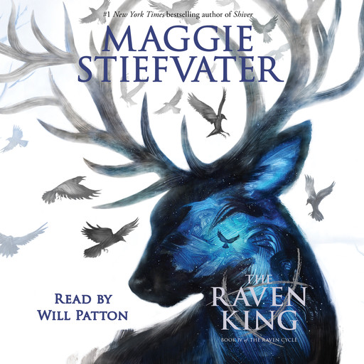 The Raven King: Book 4 of the Raven Cycle, Maggie Stiefvater