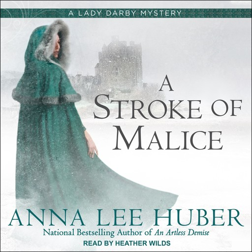 A Stroke of Malice, Anna Lee Huber