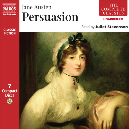 Persuasion (unabridged), Jane Austen