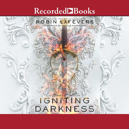 Igniting Darkness, Robin Lafevers