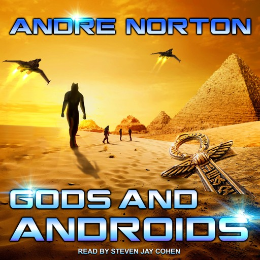 Gods and Androids, Andre Norton