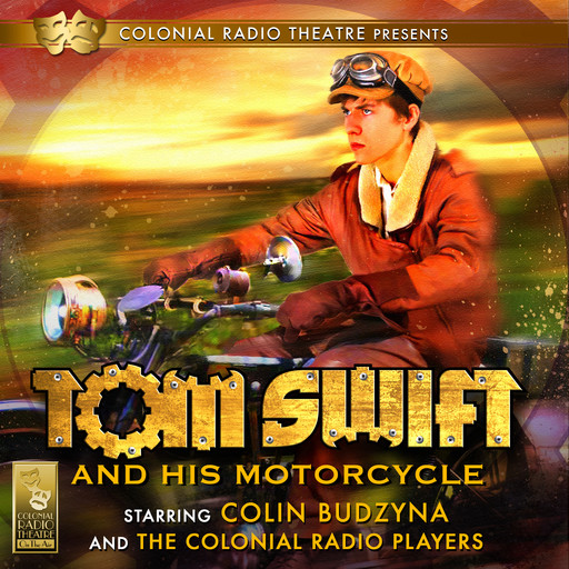 TOM SWIFT AND HIS MOTORCYCLE, Victor Appleton, Jerry Robbins
