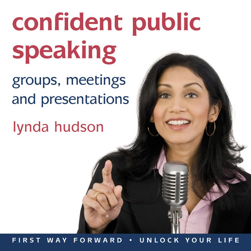 Confident Public Speaking, Lynda Hudson