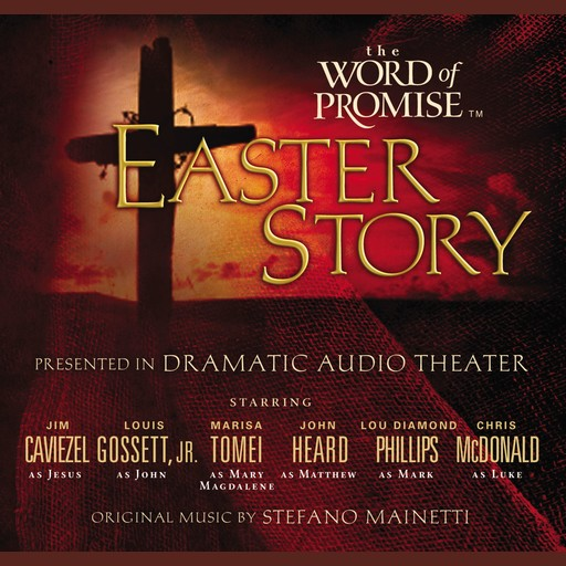 The Word of Promise Audio Bible - New King James Version, NKJV: The Easter Story, Thomas Nelson