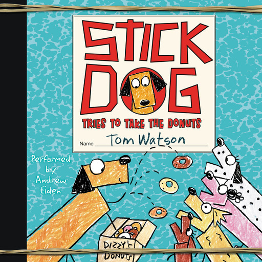 Stick Dog Tries to Take the Donuts, Tom Watson