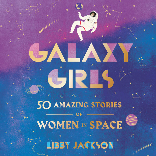 Galaxy Girls, Libby Jackson