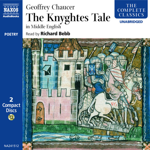 Knyghte's Tale, The (unabridged), Geoffrey Chaucer