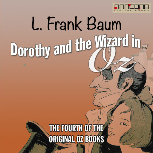 Dorothy and the Wizard in Oz, L. Baum