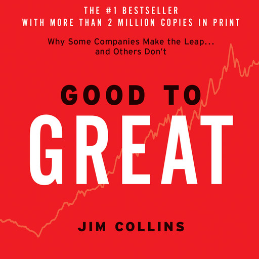 Good to Great, James Collins