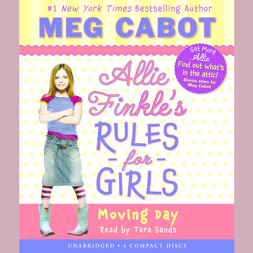 Allie Finkle's Rules for Girls, Book #1: Moving Day, Meg Cabot