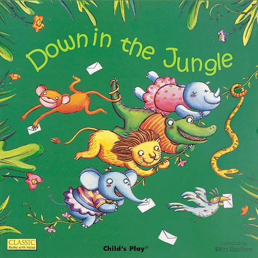Down in the Jungle, Elisa Squillace