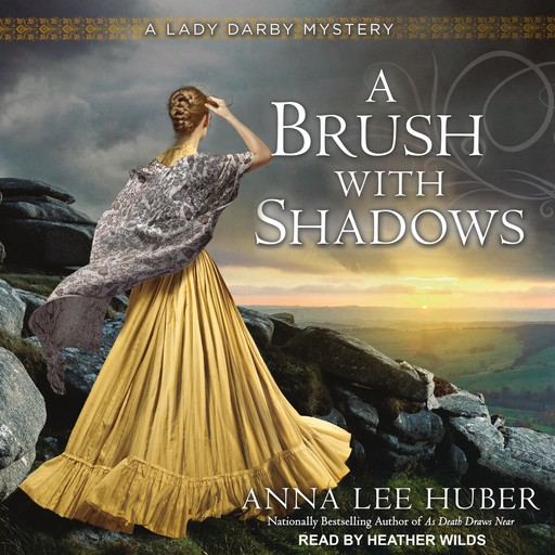 A Brush With Shadows, Anna Lee Huber