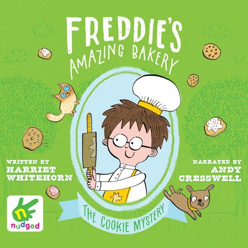 Freddie's Amazing Bakery: The Cookie Mystery, Harriet Whitehorn