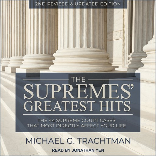 The Supremes' Greatest Hits, Michael G. Trachtman