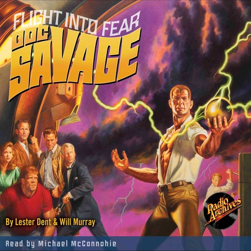 Doc Savage #1, Lester Dent, Will Murray