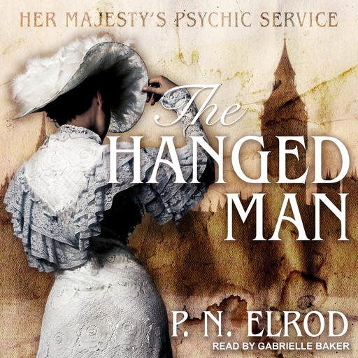 The Hanged Man, P.N.Elrod