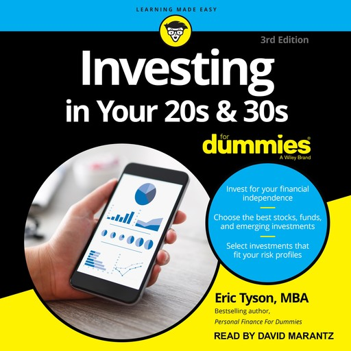 Investing in Your 20s & 30s For Dummies, Eric Tyson, M.B.A.