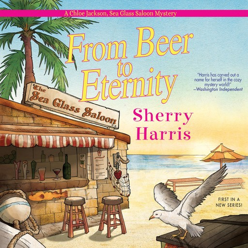 From Beer to Eternity, Sherry Harris