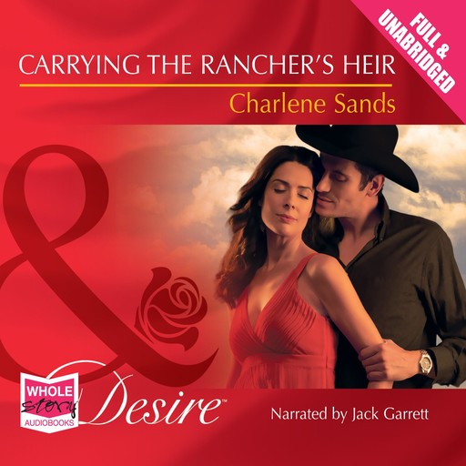 Carrying the Rancher's Heir, Charlene Sands