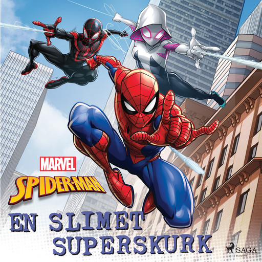 Spider-Man - En slimet superskurk, Marvel