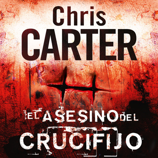 El asesino del crucifijo, Chris Carter