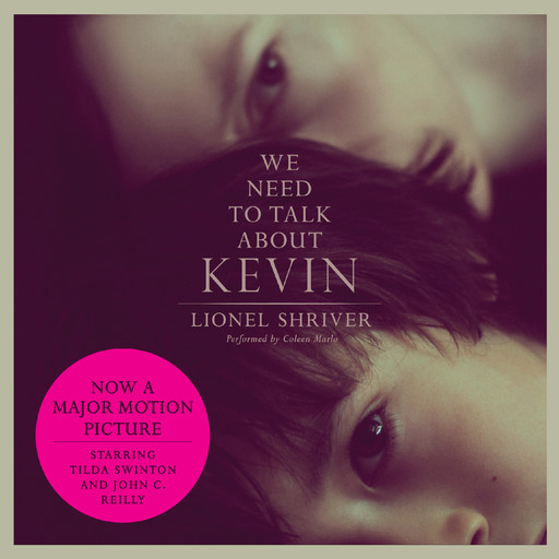 We Need to Talk About Kevin movie tie-in, Lionel Shriver