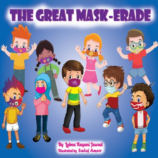 The Great Mask-Erade, Lubna Jawad