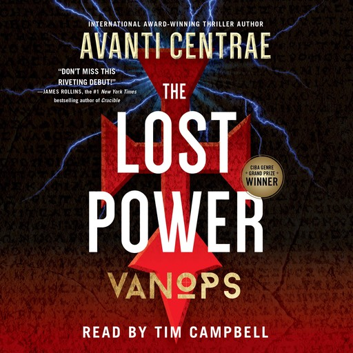 VanOps: The Lost Power, Avanti Centrae