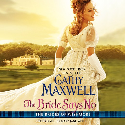 The Bride Says No, Cathy Maxwell