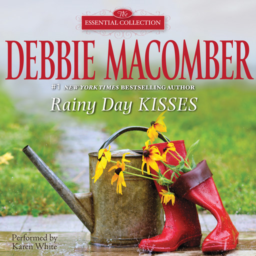 RAINY DAY KISSES, Debbie Macomber