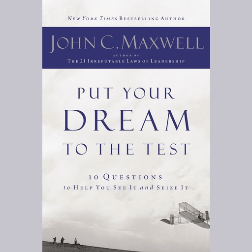 Put Your Dream to the Test, Maxwell John
