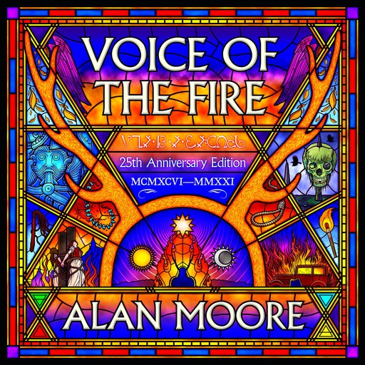 Voice of the Fire, Alan Moore