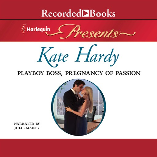 Playboy Boss, Pregnancy of Passion, Kate Hardy
