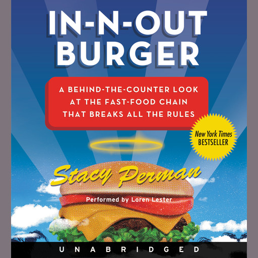 In-N-Out Burger, Stacy Perman