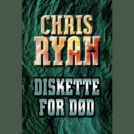 Diskette for død, Chris Ryan