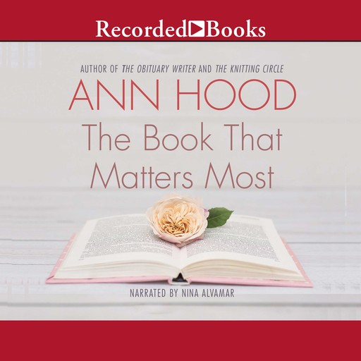 The Book That Matters Most, Ann Hood