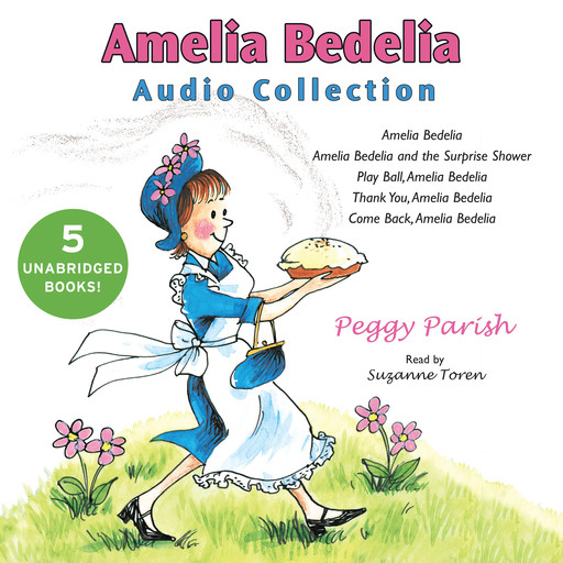 Amelia Bedelia Audio Collection, Peggy Parish