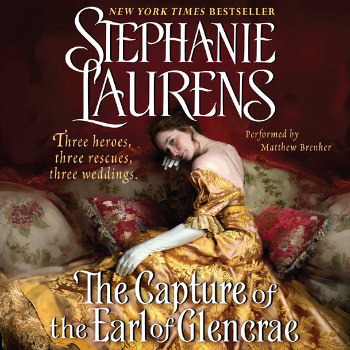 The Capture of the Earl of Glencrae, Stephanie Laurens